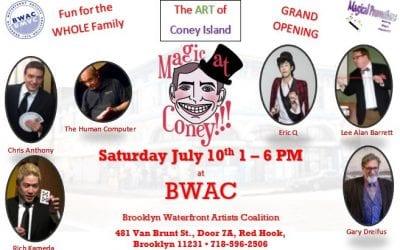 Magic at BWAC